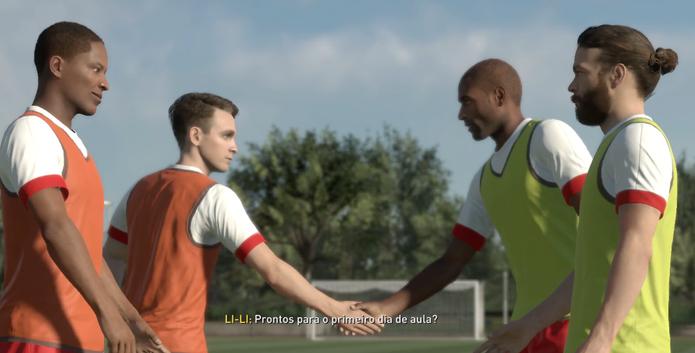 Fifa 17 (Foto: Reprodução / TechTudo)