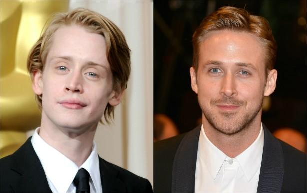Macaulay Culkin e Ryan Gosling são de 1980. (Foto: Getty Images)