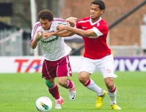 Wellington Nem Fluminense x Internacional (Foto: Alexandre Auler / Photocâmera)