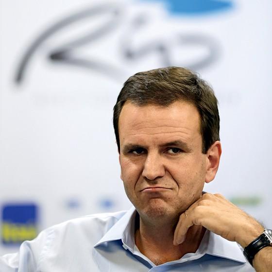 Eduardo Paes prefeito do Rio de Janeiro (Foto:  Sérgio Morais/Reuters)