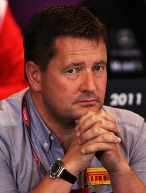 Paul Hembery  - diretor esportivo da Pirelli (Foto: Getty Images)