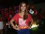 Julia Rabello curte Carnaval solteira após 12 anos com Marcos Veras