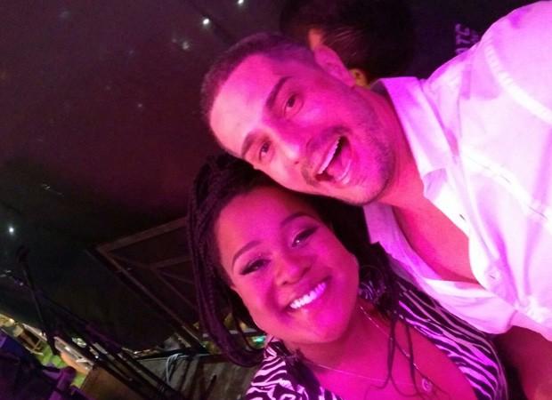 Daniel Fontes e Roberta Freitas  (Foto: Divulgação)
