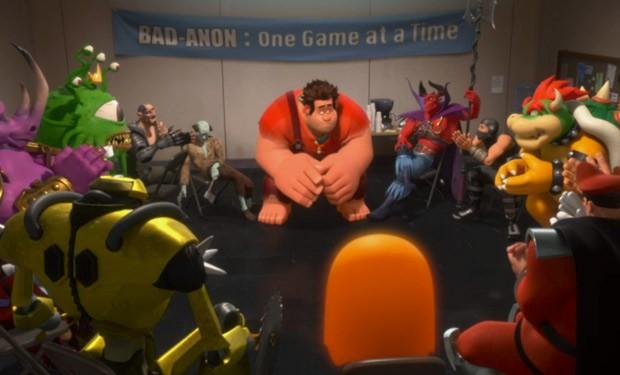 Disney anuncia sequência da animação 'Detona Ralph'