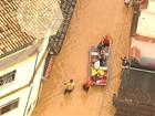 Chuva deixa 3 mortos e mais de 3 mil desalojados no RJ, diz Defesa Civil