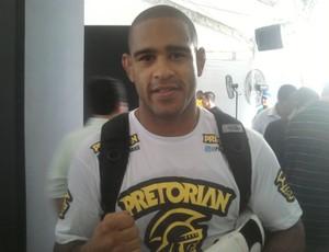 Jorge Santiago UFC MMA (Foto: Adriano Albuquerque/SporTV.com)