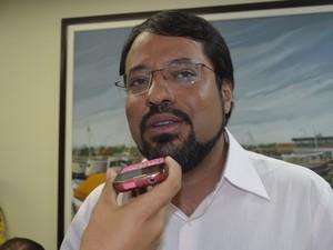 Governador Camilo Capiberibe (Foto: Graziela Miranda/G1)