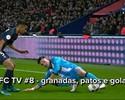 BMFC TV #8: golaço-bomba, defesão de Diego Alves e o pior elástico da história