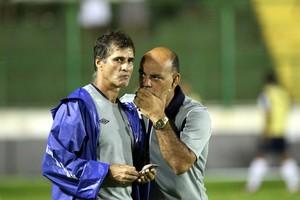 Charles Guerreiro e Agnaldo  (Foto: Akira Onuma/O Liberal)