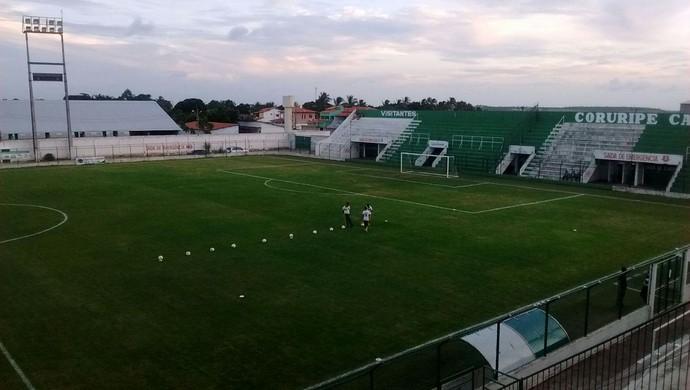 Estádio Gerson Amaral (Foto: Leonardo Freire/GloboEsporte.com)