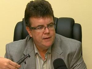 Vice-reitor da UFSCar, Adilson de Oliveira, espera que estudantes voltem às aulas em São Carlos (Foto: Reprodução/EPTV)