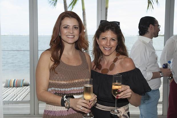 Brunch da Casa Vogue na Missoni Baia, em Miami (Foto:  )