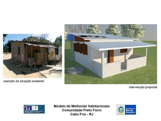 Casas Preto Forro  (Foto: Divulgação)