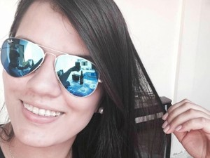 Bárbara Bruna morreu na noite de domingo (15), no Rio Acre, em Rio Branco (Foto: Reprodução/Facebook)