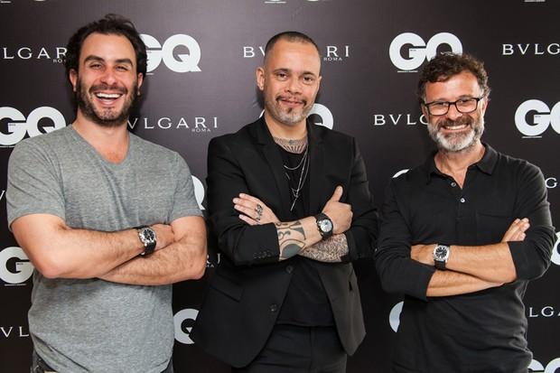 Convidados almoço arquitetos GQ Brasil (Foto: David Mazzo)