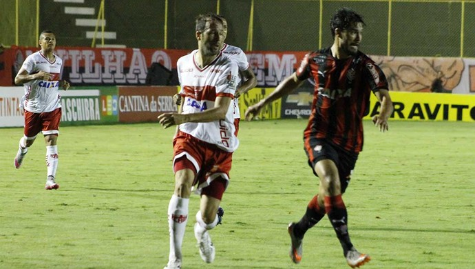 Vitória x CRB, no Barradão (Foto: Júnior de Melo/Divulgação CRB)