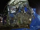 Família vela três vítimas de acidente com ônibus da 1001 no RJ