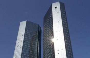 Deutsche Bank, em imagem de arquivo  (Foto: AFP)