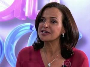Maura de Albanesi (Foto: TV Globo)