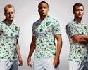 Inspirado na década de 1990, Norwich lança camisa com estampa extravagante