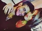Tereza Brant e a namorada de 16 anos fazem tatuagens iguais