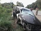 Acidente entre três veículos deixa feridos em rodovia de Tatuí