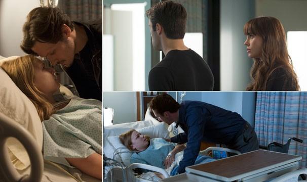 Jack visita Emily e ajuda a recuperar a memória (Foto: divulgação)