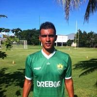 Zagueiro Bruno Leandro reforço do Cuiabá (Foto: Assessoria/Cuiabá Esporte Clube)