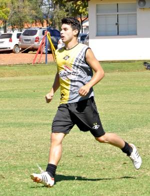 Felipe Blau volante do Mixto (Foto: Robson Boamorte)