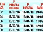 Cota única e 1ª parcela do IPVA 2016 vencem a partir desta segunda no DF