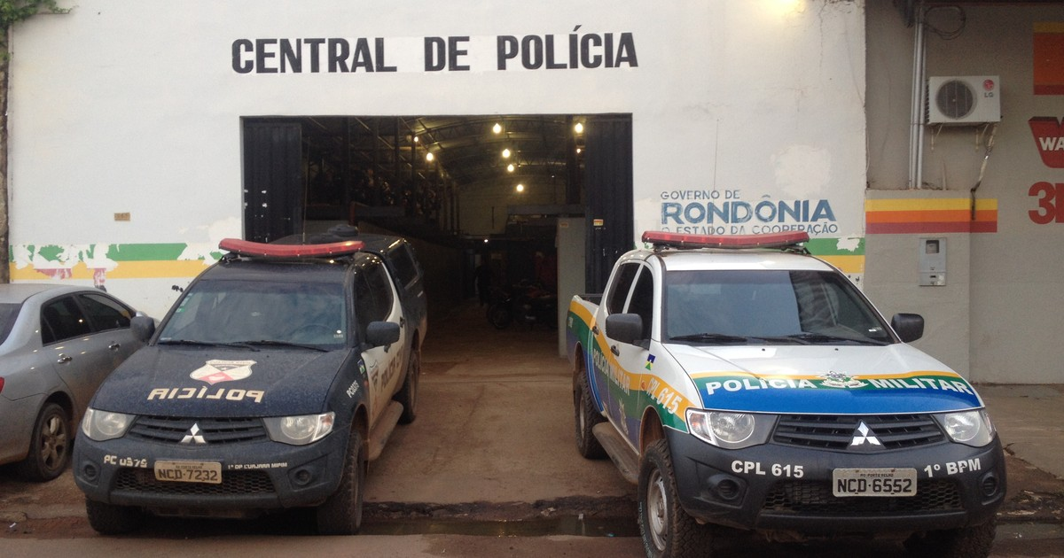 Foragido é preso ao tentar roubar dois livros em biblioteca de Porto Velho em Rondônia