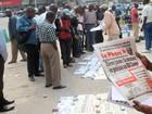 Surto de febre amarela afeta Angola e Congo; Brasil exige vacina de viajante