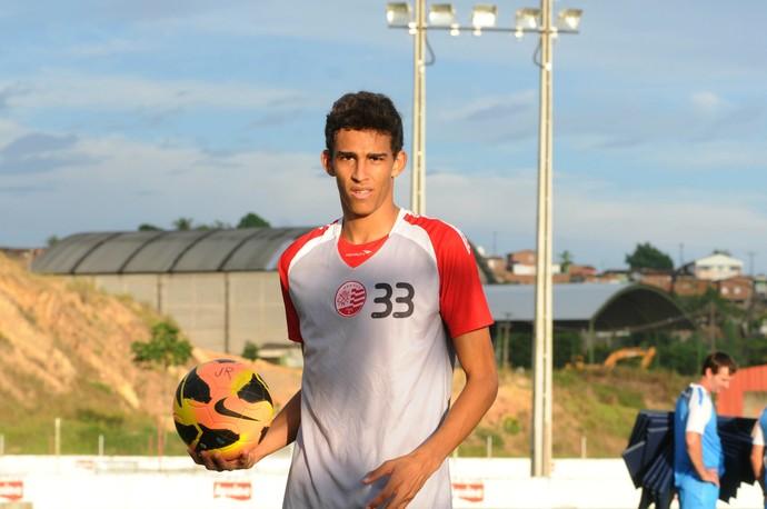 gustavo henrique náutico (Foto: Aldo Carneiro / Pernambuco Press)