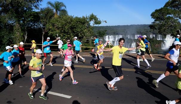 Meia Maratona das Cataratas (Foto: Nilton Rolin/ Site oficial )