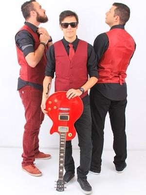 Banda Vedova irá apresentar um trabalho autoral e sucessos do rock nacional (Foto: Michele Souza/ Divulgação)