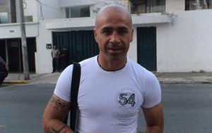 Santiago Morales Deportivo Quito (Foto: Cassius Leitão)