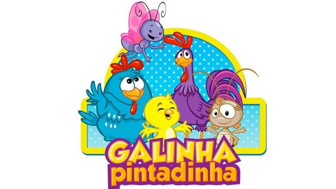 Screenshot De Papel De Parede Galinha Pintadinha
