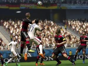 Game da Copa do Mundo traz futebol mais rápido e acessível Gamecopa2014