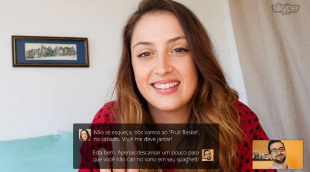 Frases Em Inglês Com Tradução Para Fotos E Redes Sociais: Tradução Em Tempo Real Do Skype Agora Funciona Em