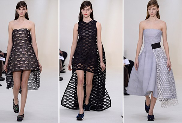 Dior; Alta-Costura; tênis (Foto: Getty Images )