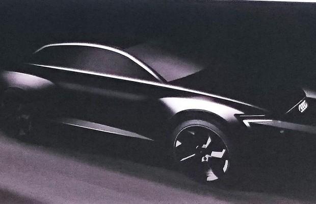 Audi Q6 (Foto: Divulgação)