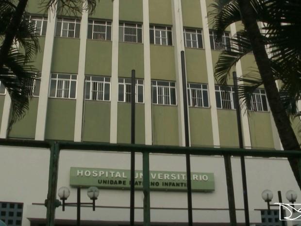 Desaparecimento dos fetos do Hospital Materno Infantil, na capital, está sendo investigado também pela a Polícia Federal (Foto: Reprodução/TV Mirante)