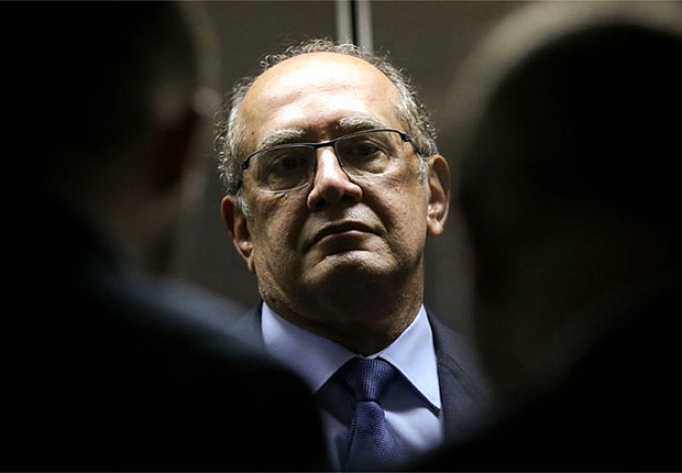 O ministro do STF Gilmar Mendes (Foto: Marcelo Camargo/Agência Brasil)