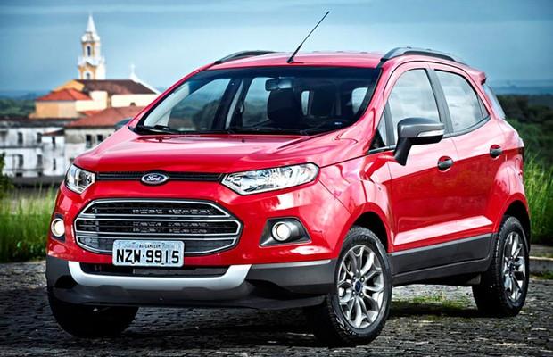 Ford Ecosport 2015 (Foto: Divulgação)