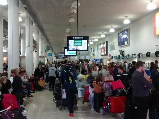Resultado de imagem para aeroporto de londrina crescimento