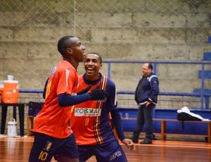 Botafogo/Casa de España vence o Carlos Barbosa e leva o título da Taça Brasil de futsal (Foto: Léo Borges/FutsalRio)