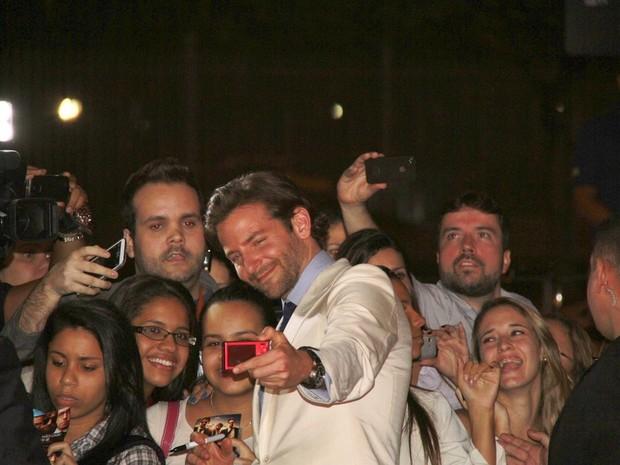 Bradley Cooper (Foto: Isac Luz/ EGO)