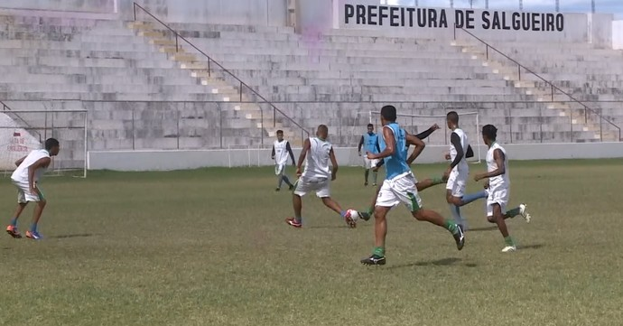 Salgueiro empata em 1 a 1 com Botafogo-PB no Nordestão Sub-20 9409ea7bef7c2