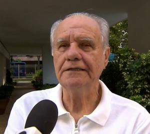 Evaristo de Macedo (Foto: Reprodução SporTV)
