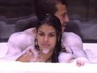 'BBB16': Matheus desmente boatos de sexo com Munik em banheira